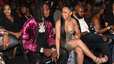 Photo of Cardi B back together with offset, 27 days after filing for divorce