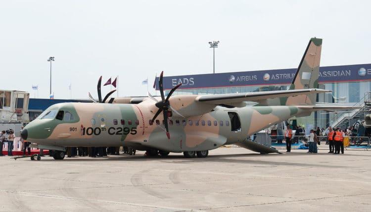 cote d'ivoire Airbus C295
