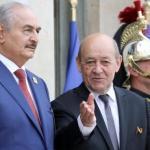 diplomate francais arretés