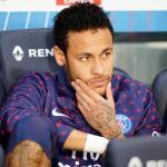 neymar suspendu