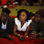 demandeurs d'asile en Franc