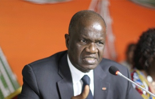 Côte d'Ivoire Amadou Soumahoro