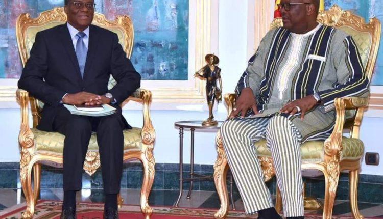 Burkina Faso Un émissaire de Patrice Talon