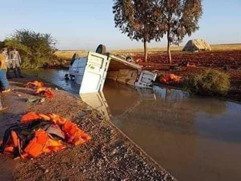16 migrants subsahariens tués