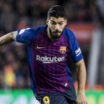 FC Barcelone Suarez