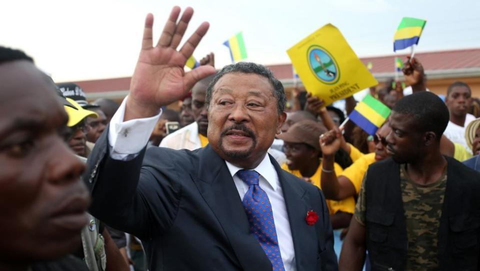 Jean Ping contre le président Ali Bongo