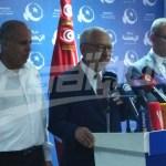 Tunisie Ghannouchi: nous ne sommes pas contents de voir Karoui en prison