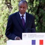 Le président guinéen remplace le ministre de la Sécurité