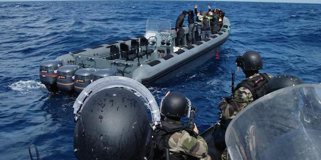 Méditerranée La Marine royale fait échouer une immigration massive