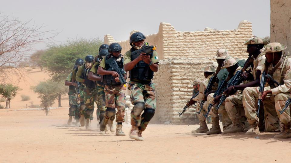 Nigeria Boko Haram tue 47 soldats à Borno Militaire