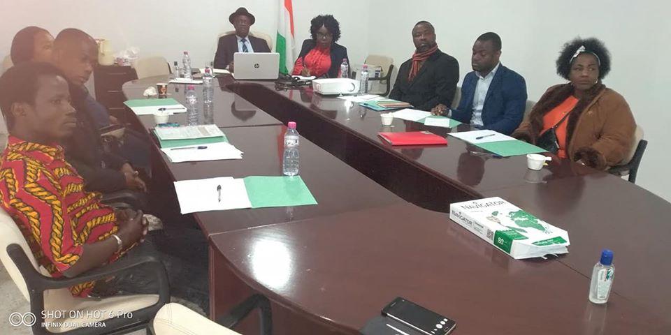 Tunisie Bureau de la CEI ivoirienne comment ont été choisis les membres?