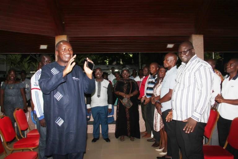 Côte d'Ivoire Présidentielle 2020 La décision de l'UDPCI et de Mabri Toikeusse