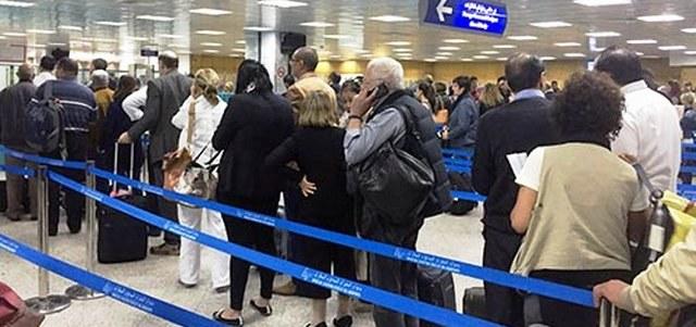 Tunisie Un patient infecté par le coronavirus sème la panique à l'aéroport de Tunis Carthage
