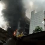 Nigeria - Le siège de l'Autorité portuaire nigériane à Lagos incendié (vidéo)