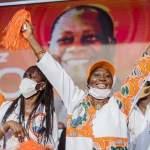 """Côte d'Ivoire : Kandia à propos de l'opposition: """"comme ils ont échoué avec leur désobéissance civile, maintenant ils disent que le samedi, il n'y aura pas d'élection"""""""