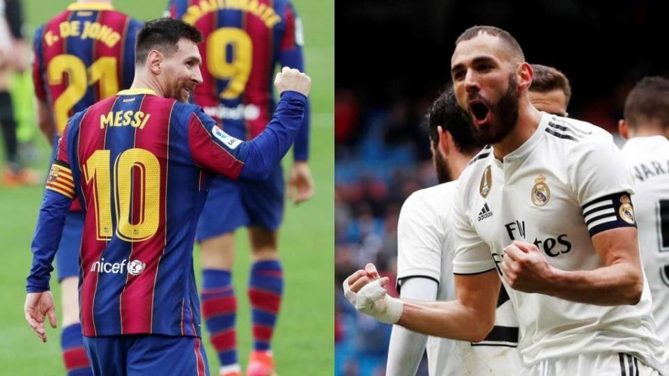 Liga: face au Barça, le Real Madrid remporte un clasico décisif pour le titre