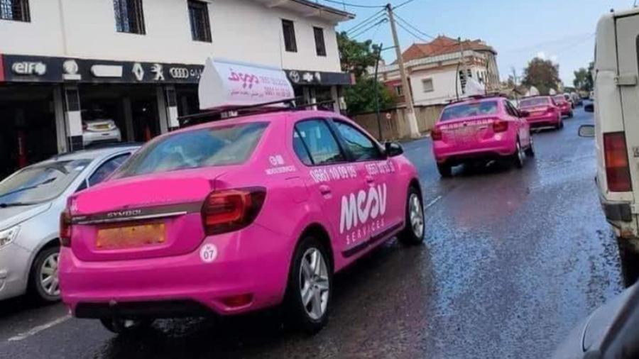 Algérie: Des taxis réservés uniquement pour les femmes