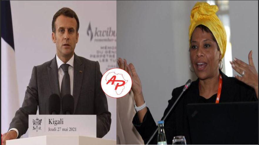 """Situation au Mali: les vérités crues de Nathalie Yamb à Emmanuel Macron """"Vous ne nous impressionnez pas…"""""""