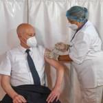 Tunisie: Le président Kais Saied reçoit sa première dose du vaccin contre la Covid-19