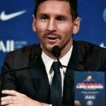 """Lionel Messi : """"Je veux continuer à gagner des titres et aider le PSG à accomplir ses objectifs"""" (Vidéo)"""