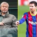 Le propriétaire de Chelsea, Roman Abramovich « demande une réunion urgente avec les représentants de Lionel Messi au sujet du transfert »
