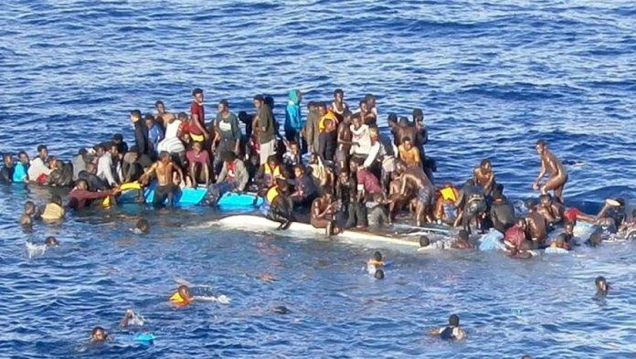 Plus de 47 migrants subsahariens (d'Afrique de l'ouest) probablement morts en mer