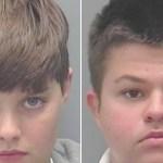 Arrestation de deux adolescents qui complotaient pour effectuer une fusillade de masse dans une école
