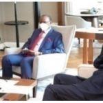 Guinée: Première image d'Alpha Condé depuis sa chute