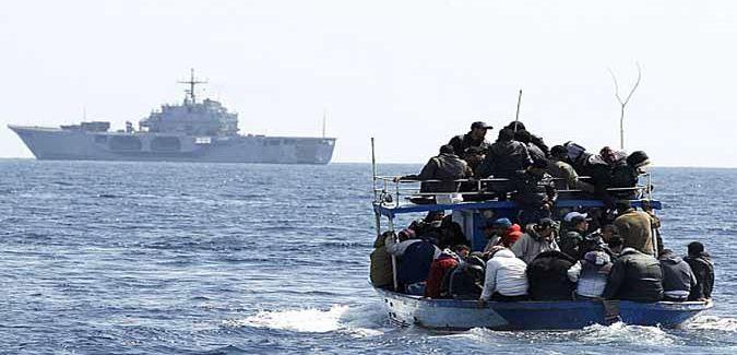 Tunisie - Sfax : Naufrage d'une embarcation de migrants irréguliers subsahariens, deux corps repêchés