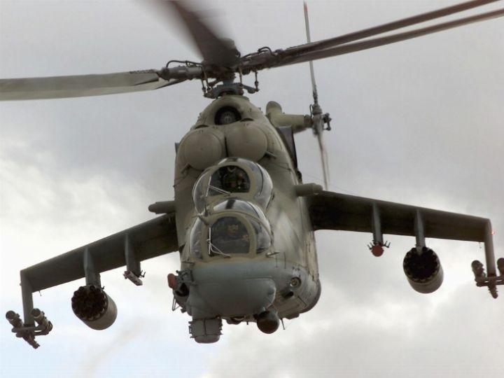 Côte d'Ivoire: Disparition d'un Mi-24 de l'armée ivoirienne dans le Nord du pays