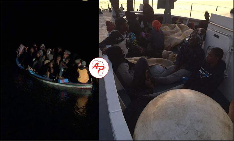 Tunisie: Arrestation de 25 migrants subsahariens candidats à l'immigration clandestine