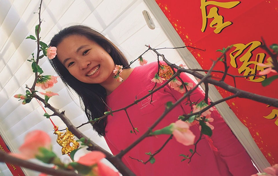 Food, Family, and Traditions: A Singaporean-American Chinese Lunar New Year