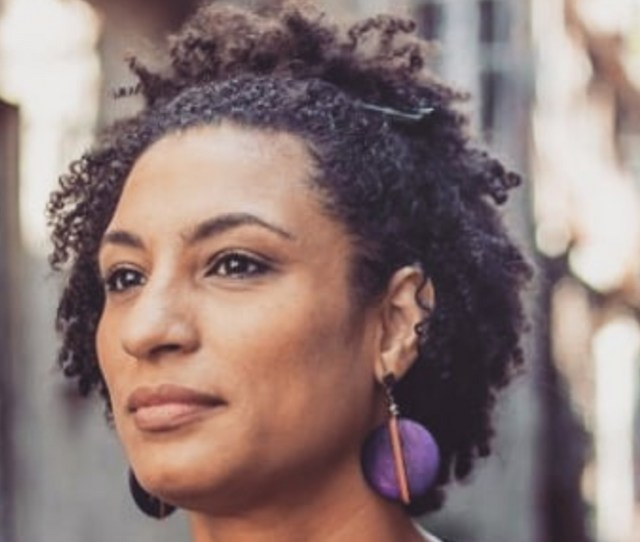 Politicians Are Involved In The Murder Of Brazilian Afro Feminist Activist Marielle Franco Afropunk