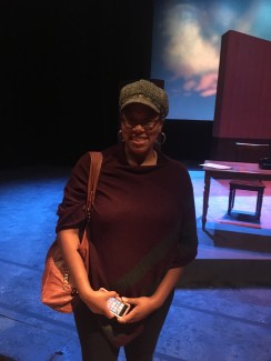 Jasmine Wade, Recipient of the AfroSurreal Writers Award for Excellence in the Short Story