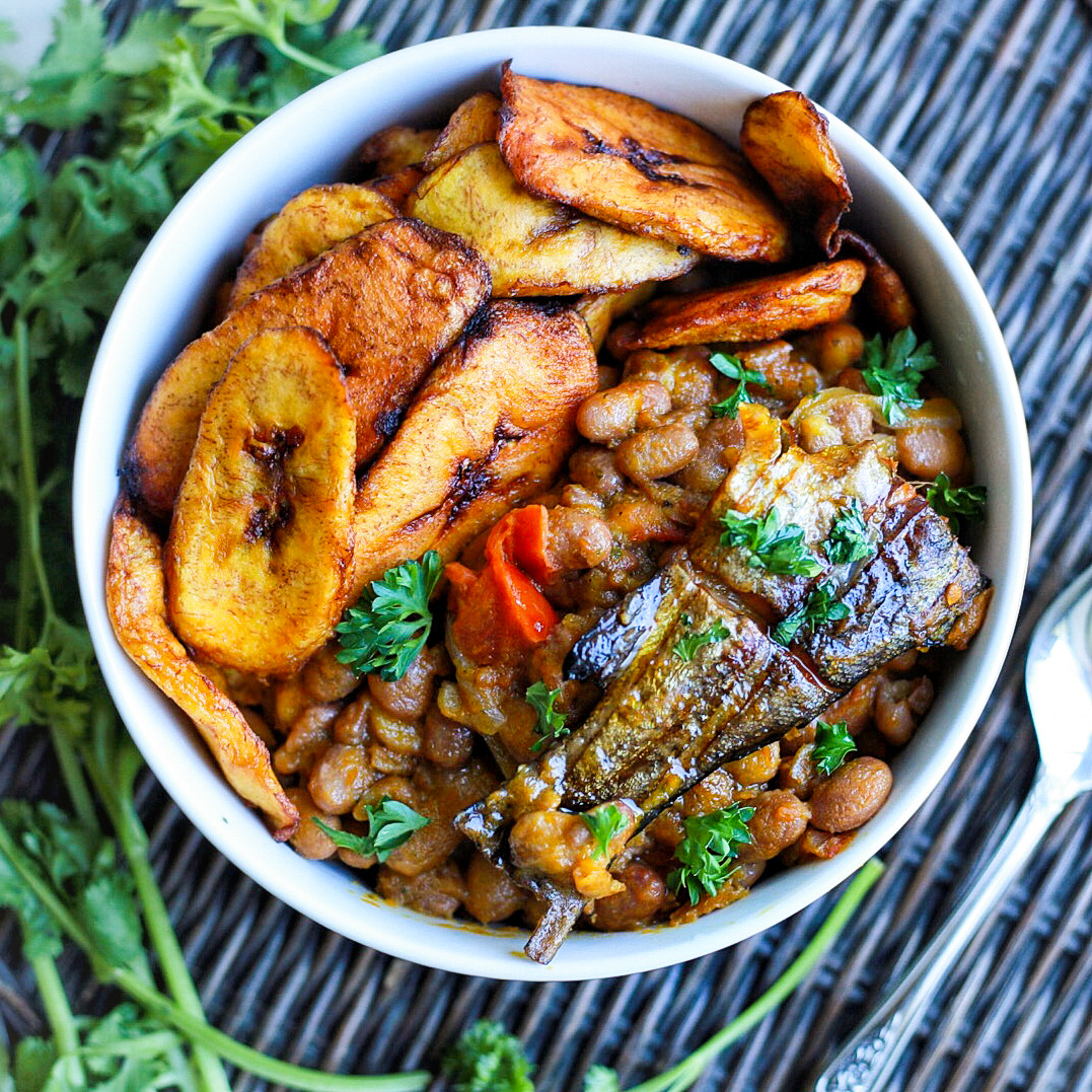 plantain recipes