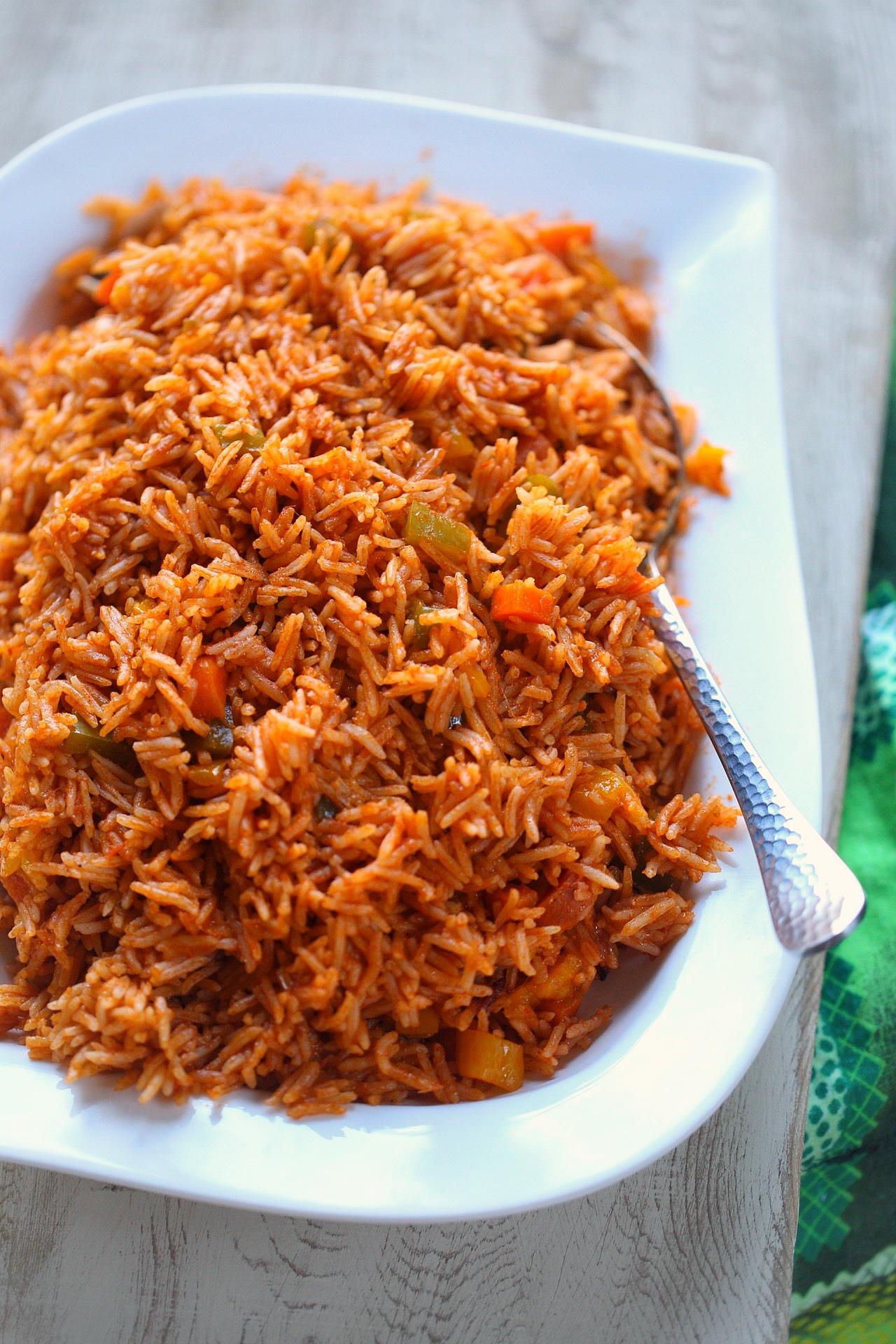 25 Yummy Rice Recipes 12