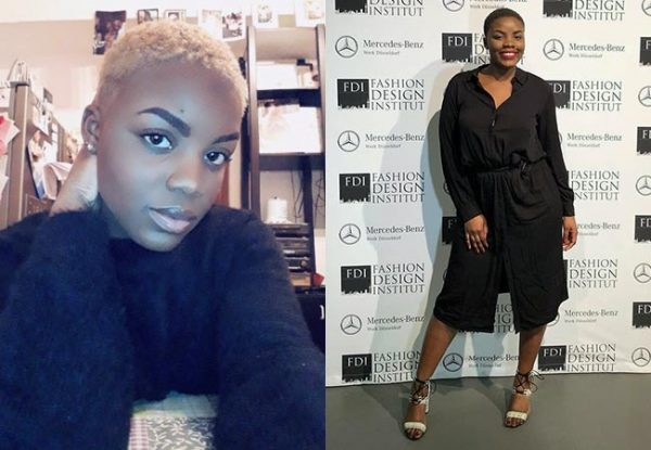 Upclose With Promising Fashion Designer Vanessa Akosua Kothen Afrowired