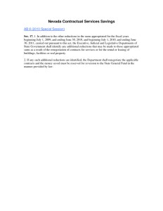 thumbnail of SLA_2011_Nevada_Contractual_Services_Savings