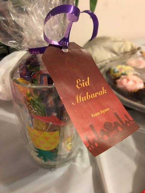 Eid Favours or Eid Gift