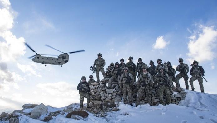 Air Force PJs Afghanistan