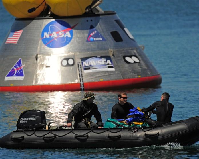 NASA Pararescue