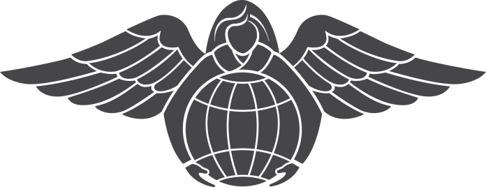 Pararescue tribal angel