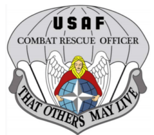 Combat Rescue Officer emblem