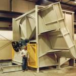 Separator Discharge Conveyor