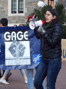Georgetown Alliance of Graduate Employees GAGE