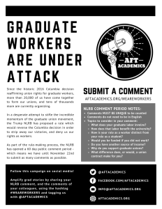 Comment Period Flyer