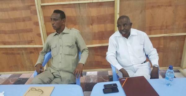 LABA WALAALO AH OO KU TARTAMAY XILDHIBAANNIMADA BAARLAMAANKA SOMALIA 2016
