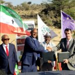 Somaliland and EU signed agreement Protect the LaasGeel Cave Paintings
