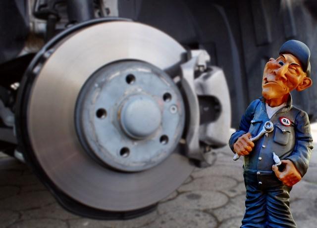 Inspect the Semi Truck