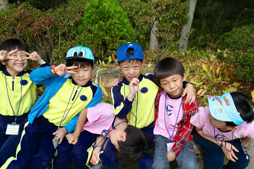 Teaching in Korea: What I'm Doing Here